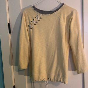Light Yellow Sweater